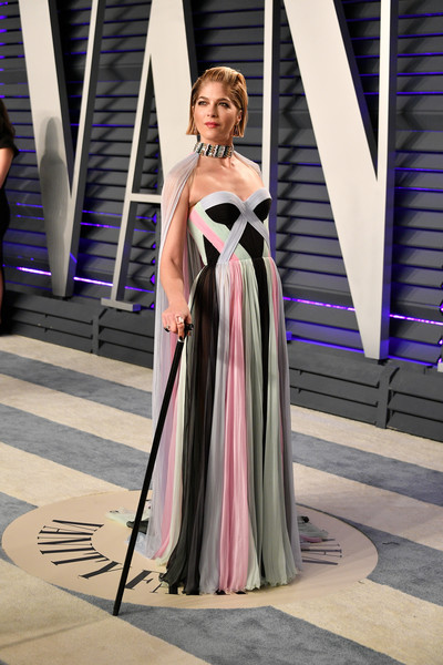 2019 Vanity Fair Oscar Party Hosted By Radhika Jones - Arrivals - 1 of 19