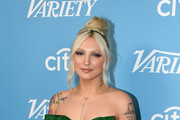 Julia Michaels attends the 2019 Variety's Hitmakers Brunch at Soho House on December 07, 2019 in West Hollywood, California.