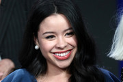 Cierra Ramirez of the television show 'Good Trouble' speaks at the Youth Movement panel  during the Freeform segment of the 2019 Winter Television Critics Association Press Tour at The Langham Huntington, Pasadena on February 05, 2019 in Pasadena, California.