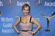 Marti Noxon attends the 2019 Writers Guild Awards L.A. Ceremony at The Beverly Hilton Hotel on February 17, 2019 in Beverly Hills, California.