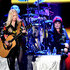 Nancy Wilson Ann Wilson Photos - (EDITORIAL USE ONLY) (L-R) Nancy Wilson and Ann Wilson of Heart perform onstage during the 2019 iHeartRadio Music Festival at T-Mobile Arena on September 20, 2019 in Las Vegas, Nevada. - 2019 iHeartRadio Music Festival - Night 1 – Show