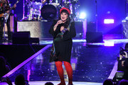 (EDITORIAL USE ONLY) Ann Wilson of Heart performs onstage during the 2019 iHeartRadio Music Festival at T-Mobile Arena on September 20, 2019 in Las Vegas, Nevada.