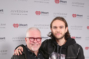 (EDITORIAL USE ONLY. NO COMMERCIAL USE) (L-R) iHeartMedia President of CHR Programming Strategy John Ivey and Zedd attend 2019 iHeartRadio Wango Tango presented by The JUVÉDERM® Collection of Dermal Fillers at Dignity Health Sports Park on June 01, 2019 in Carson, California.