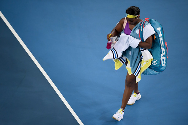 Sloane Stephens 2020 Australian Open Highlights Zimbio