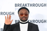 will.i.am attends the 2020 Breakthrough Prize at NASA Ames Research Center on November 03, 2019 in Mountain View, California.