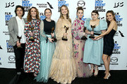 Olivia Wilde and Beanie Feldstein Photos Photo
