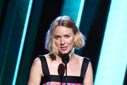 Naomi Watts speaks onstage during the 2020 Film Independent Spirit Awards on February 08, 2020 in Santa Monica, California.
