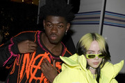 Billie Eilish and Lil Nas X Photos Photo