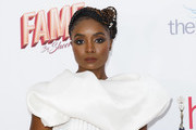 Kiki Layne attends the 2020 Hollywood Beauty Awards at The Taglyan Complex on February 06, 2020 in Los Angeles, California.