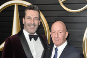 Jon Hamm and Nicholas Speeks attend the 2020 Mercedes-Benz Annual Academy Viewing Party at Four Seasons Los Angeles at Beverly Hills on February 09, 2020 in Los Angeles, California.