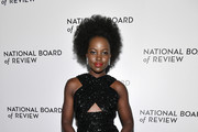 Lupita Nyong'o attends the 2020 National Board Of Review Gala on January 08, 2020 in New York City.