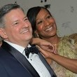 Ted Sarandos Nicole Avant Photos