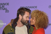 Garret Dillahunt Michelle Hurd Photos Photo