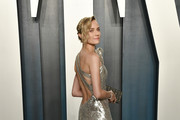 Diane Kruger attends the 2020 Vanity Fair Oscar Party hosted by Radhika Jones at Wallis Annenberg Center for the Performing Arts on February 09, 2020 in Beverly Hills, California.