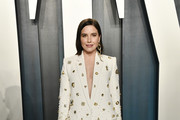 Sophia Bush attends the 2020 Vanity Fair Oscar Party hosted by Radhika Jones at Wallis Annenberg Center for the Performing Arts on February 09, 2020 in Beverly Hills, California.