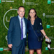 Cliff Drysdale and Pam Shriver