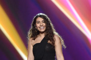 Alessia Cara performs onstage during the Latin Recording Academy's 2019 Person of the Year gala honoring Juanes at the Premier Ballroom at MGM Grand Hotel & Casino on November 13, 2019 in Las Vegas, Nevada.