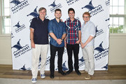 (L-R) Bob Fisher, Kevin Bigley, Spencer Sloan and Dave Foley attend the 20th Annual Nantucket Film Festival - Day 2 on June 25, 2015 in Nantucket, Massachusetts.