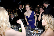 Actress Amy Adams in the audience during the 20th Annual Screen Actors Guild Awards at The Shrine Auditorium on January 18, 2014 in Los Angeles, California.