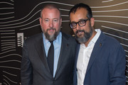 Shane Smith Suroosh Alvi Photos Photo