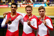 Jason Kenny and Philip Hindes Photos Photo