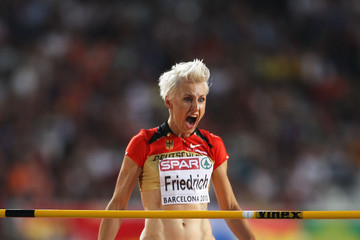 Ariane Friedrich 20th European Athletics Championships - Day Six