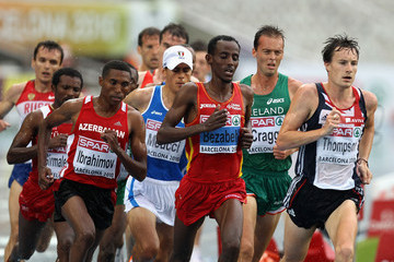 Alemayehu Bezabeh 20th European Athletics Championships - Day Three