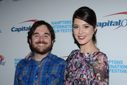 """James Ponsoldt and Mary Elizabeth Winstead attend the """"Smashed"""" screening during the 20th Hamptons International Film Festival at UA East Hampton Theater on October 5, 2012 in East Hampton, New York."""