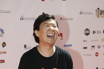 Ken Jeong 21010 Stand Up To Cancer - Rehearsals