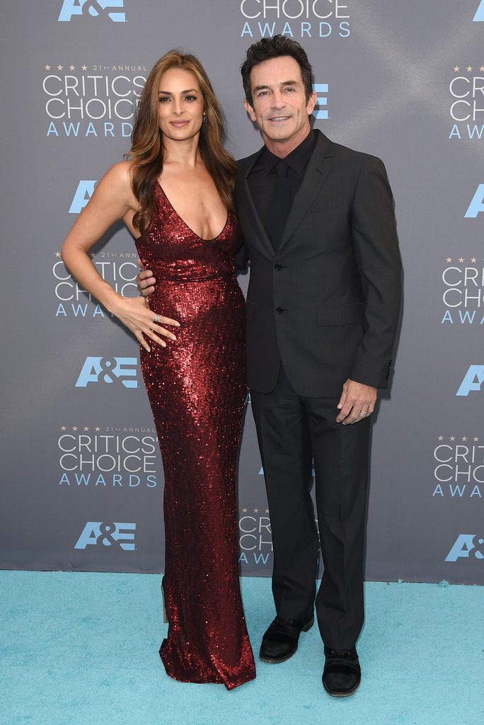 Jeff Probst and Lisa Ann Russell Photos Photos - The 21st ...