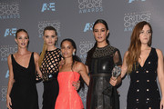 Riley Keough and Zoe Kravitz Photos Photo
