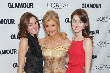 Arianna Huffington Isabella Huffington 21st Annual Glamour Women Of The Year Awards - Arrivals