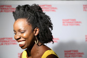 Actress Adepero Oduye attends the 21st Annual Hamptons International Film Festival Closing Day on October 14, 2013 in East Hampton, New York.