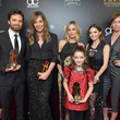McKenna Grace and Caitlin Carver Photos