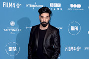 Ray Panthaki attends the 21st British Independent Film Awards at Old Billingsgate on December 02, 2018 in London, England.