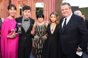 Sarah Hyland Nolan Gould Photos Photo