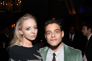 Portia Doubleday Rami Malek Photos Photo