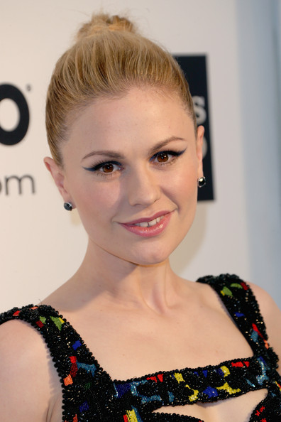 Elton John AIDS Foundation Anna Paquin