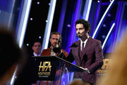 Damien Chazelle accepts the Hollywood Director Award for 'First Man' onstage during the 22nd Annual Hollywood Film Awards at The Beverly Hilton Hotel on November 4, 2018 in Beverly Hills, California.