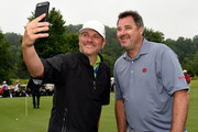 Vince Gill and Jay DeMarcus Photos Photo