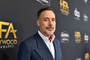 David Furnish attends the 23rd Annual Hollywood Film Awards at The Beverly Hilton Hotel on November 03, 2019 in Beverly Hills, California.
