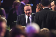 Actor Kevin Spacey in the audience during The 23rd Annual Screen Actors Guild Awards at The Shrine Auditorium on January 29, 2017 in Los Angeles, California. 26592_014