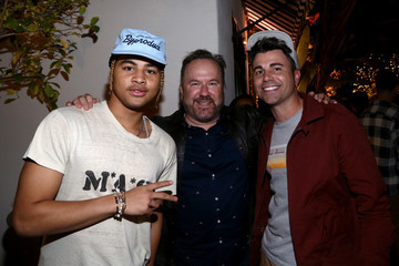 24KGoldn Wheelhouse And Rally Mark Celebrity And Content-Creator Fund Raise At Private Los Angeles Event