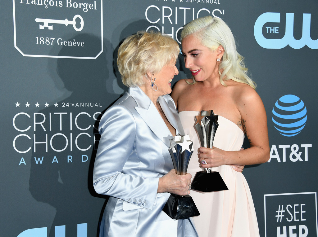 Two Surprise Ties Dominate 2019 Critics' Choice Awards
