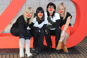 Claudia Winkleman and Emma Freud Photos Photo