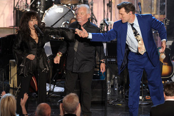 Eric Burdon 25th Anniversary Rock & Roll Hall Of Fame Induction Ceremony- Show