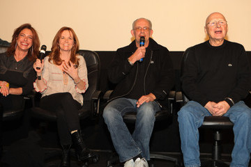 """Christopher Lloyd Lea Thompson 25th Anniversary Screening Of """"Back To The Future"""""""