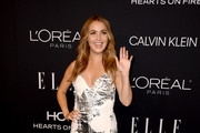 Camilla Luddington attends the 25th Annual ELLE Women in Hollywood Celebration at Four Seasons Hotel Los Angeles at Beverly Hills on October 15, 2018 in Los Angeles, California.