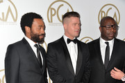Brad Pitt Chiwetel Ejiofor Photos Photo
