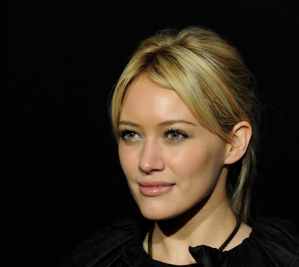 Hilary Duff Prom Hairstyle Ideas for 2010 - Celebrity Prom ...